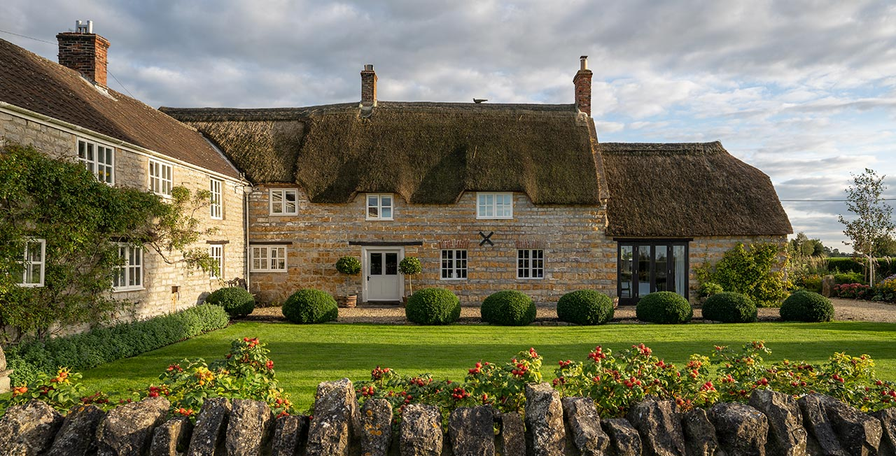 Photo of Middle Farm House near Bruton, accomodation for the Food of Course cookery school